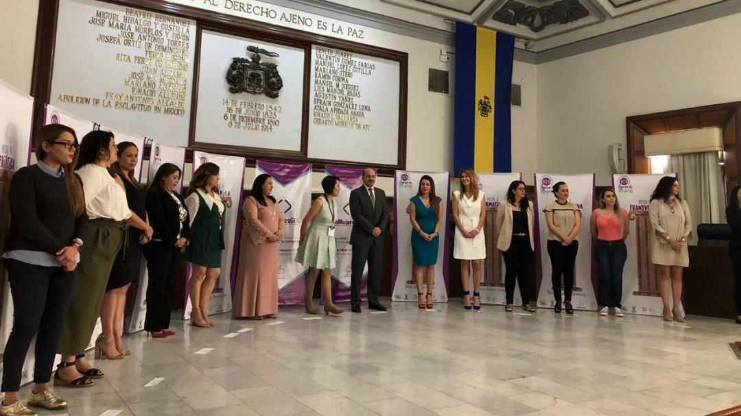 Realizan Ágora de Mujeres en Guadalajara