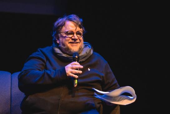 Del Toro anuncia creación del Centro Internacional de Animación en México