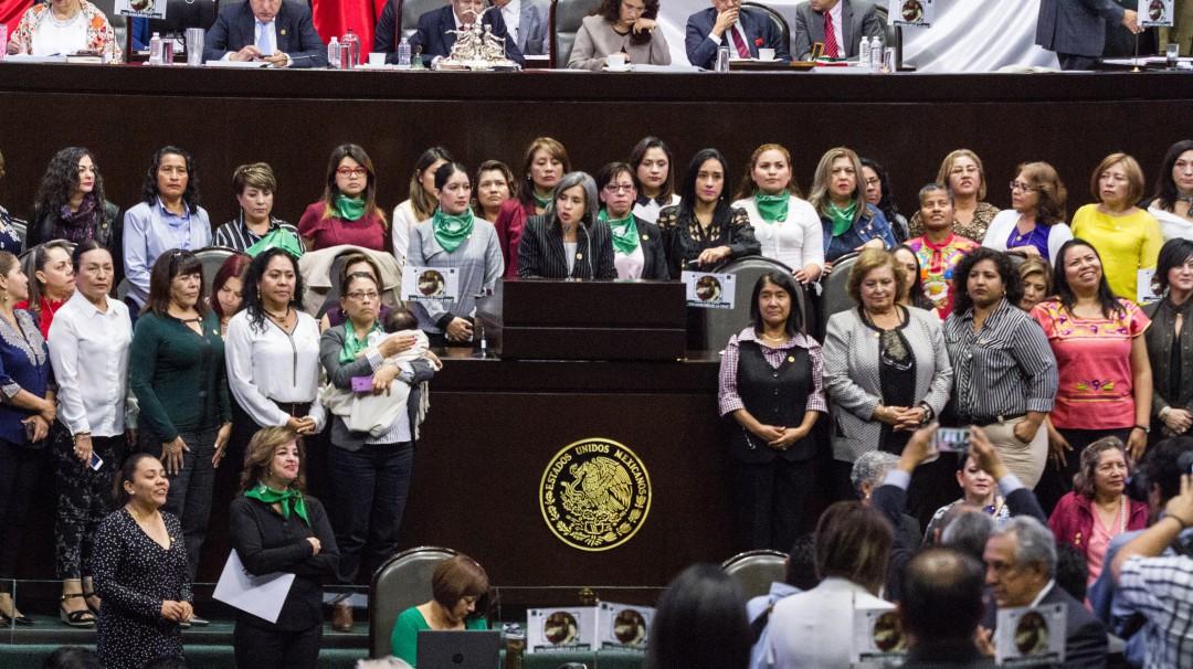 Penalizar el aborto, retroceso en derechos humanos: Mota