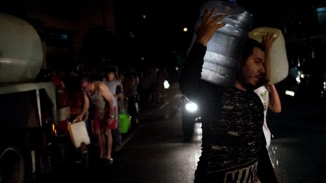 Venezuela investiga a Guaidó por supuesto sabotaje contra sistema eléctrico