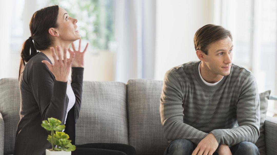¿Tu pareja discute, pelea o abusa?