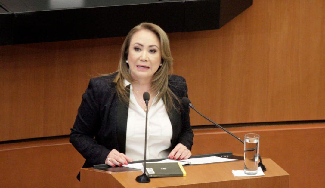Morena va por Yazmín Esquivel para la SCJN