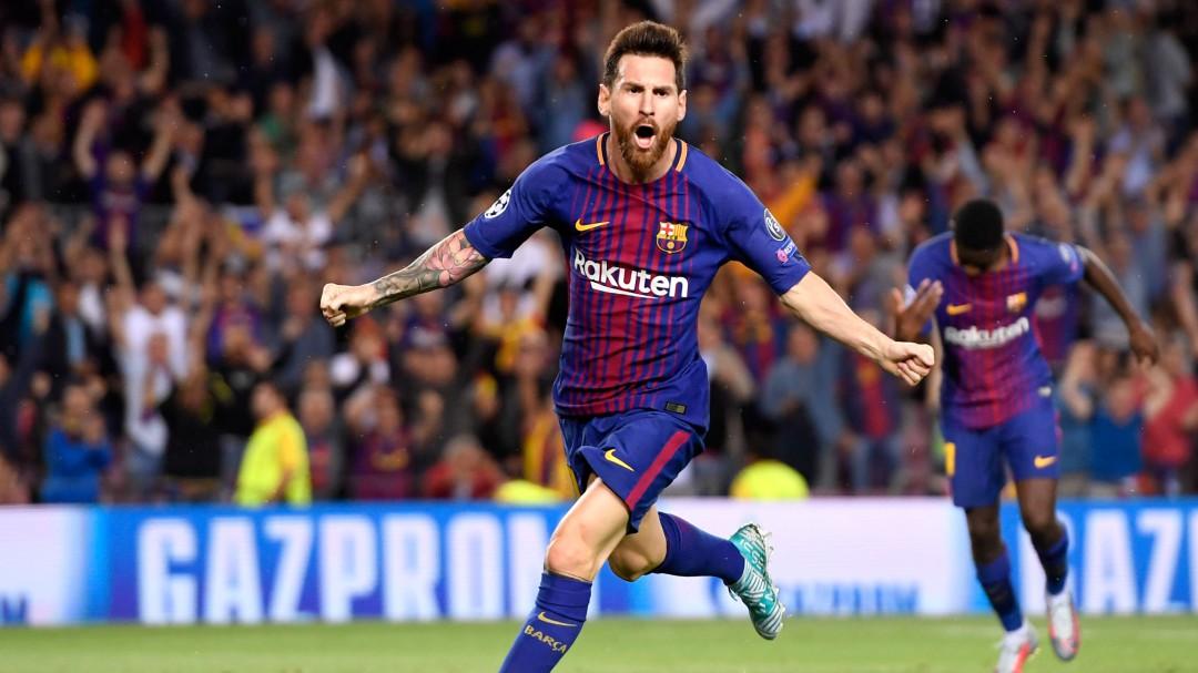 Barcelona humilló al Lyon