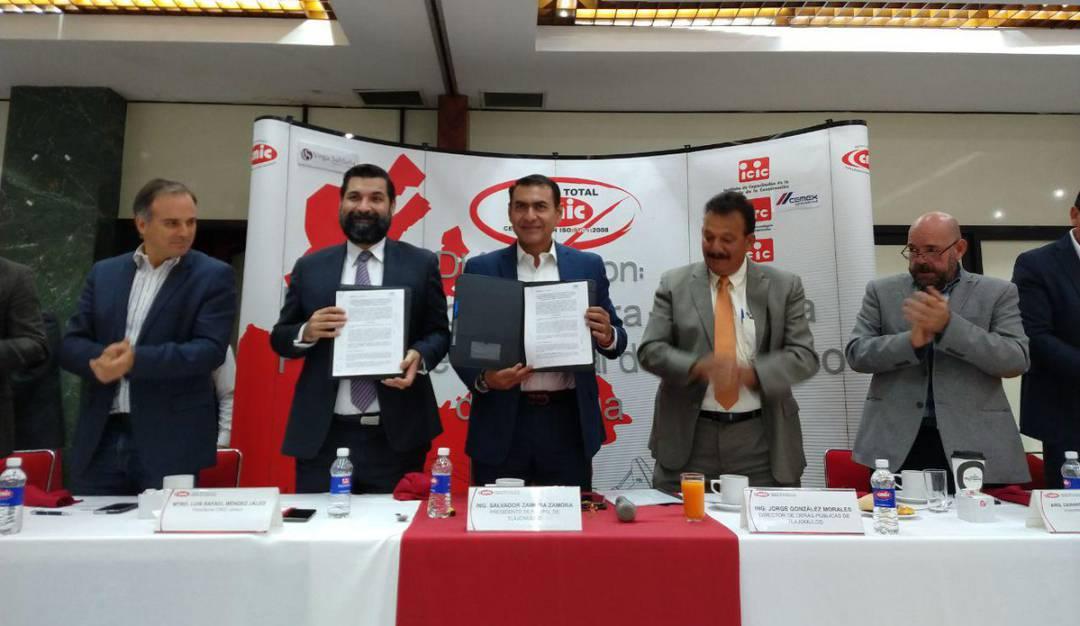 Presentan plan de obras de infraestructura para Tlajomulco
