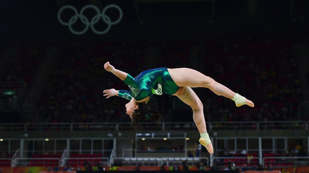 Alexa Moreno califica a la final del Mundial de Gimnasia