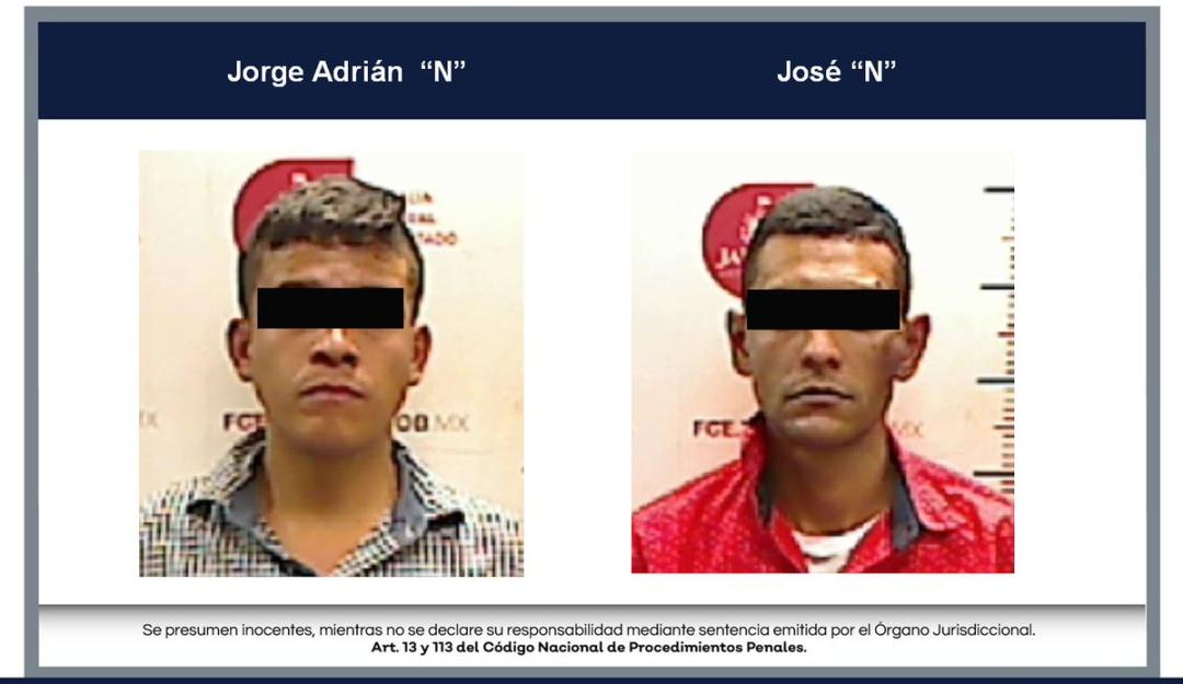 Avanza proceso penal contra dos sujetos por robo de camioneta en Zapopan