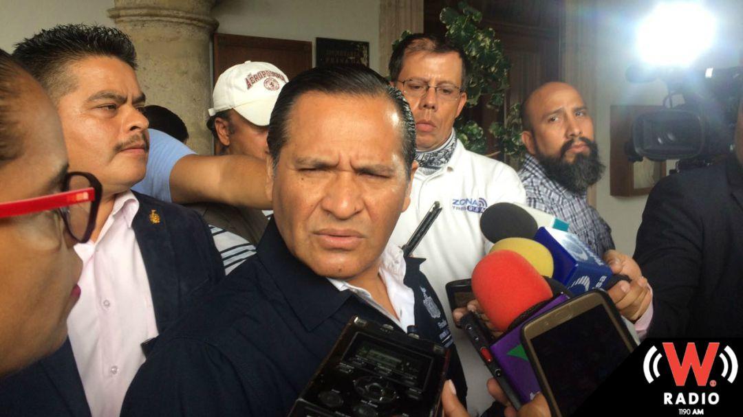 Almaguer niega haber sido llamado a declarar