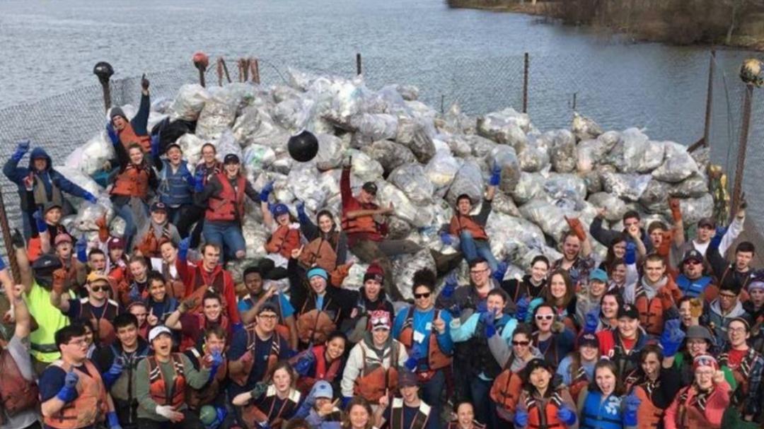 Nuestro planeta lo necesita: reto viral para limpiar el medio ambiente