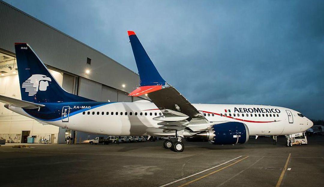 México suspende operaciones de los Boeing 737 Max 8 y 9