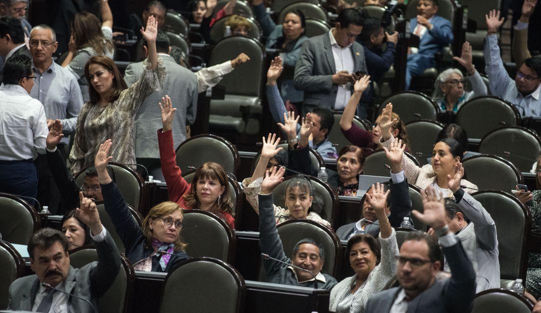 Declara la Cámara de Diputados constitucionalidad de la Guardia Nacional