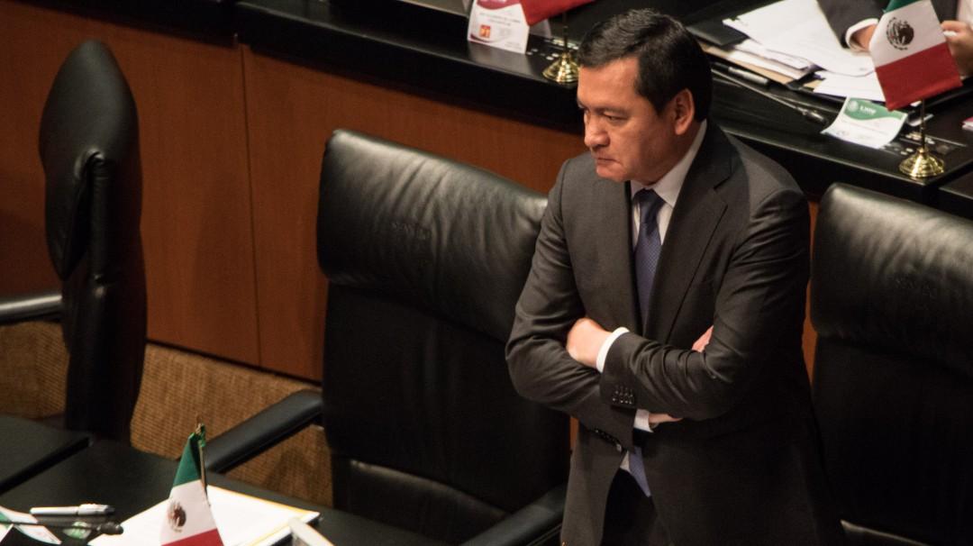 La revocación de mandato no va a tener la aprobación del PRI: Osorio Chong
