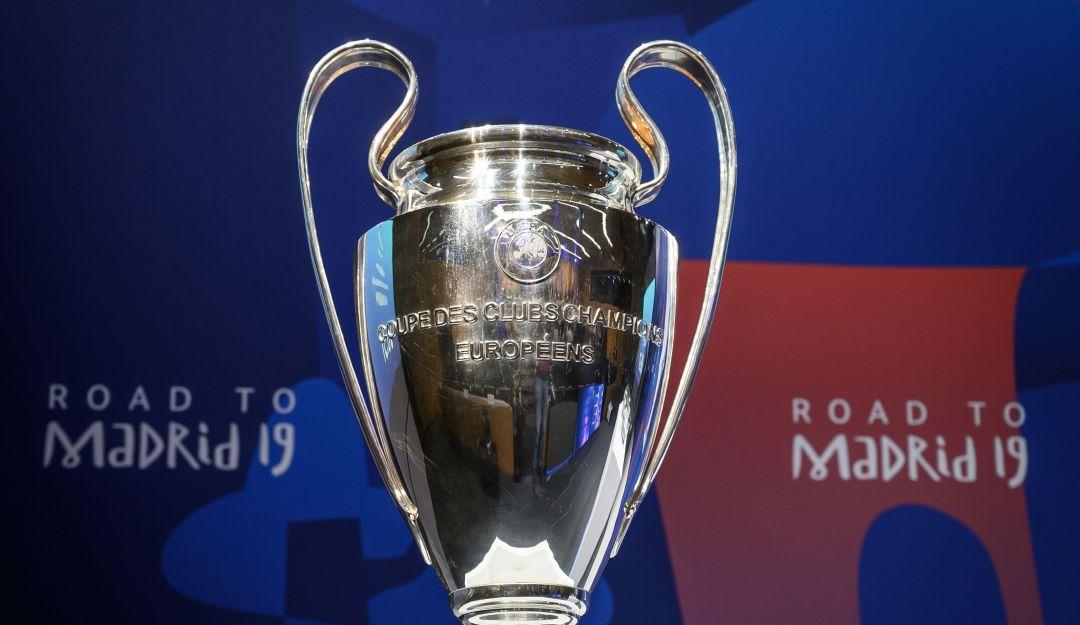 Listos los cuartos de final de la Champions! | Deportes | W ...