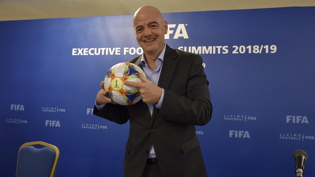 El Mundial de Qatar 2022 sería de 48 selecciones