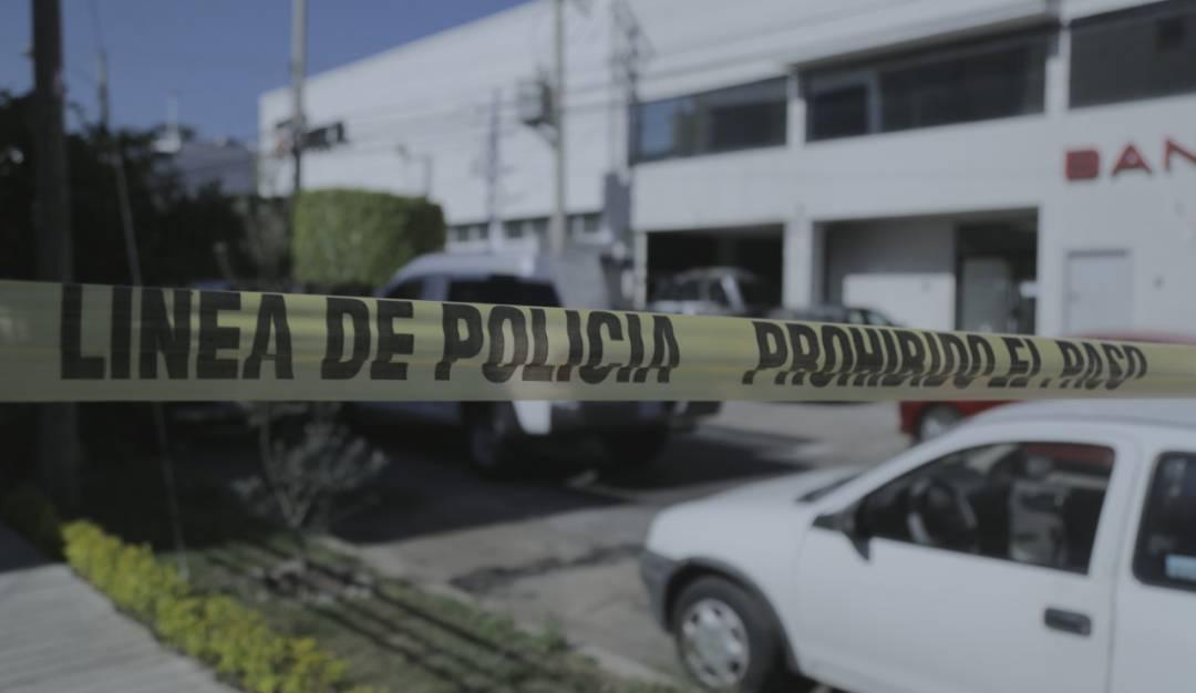 Policías estatales incautan armas en Guadalajara