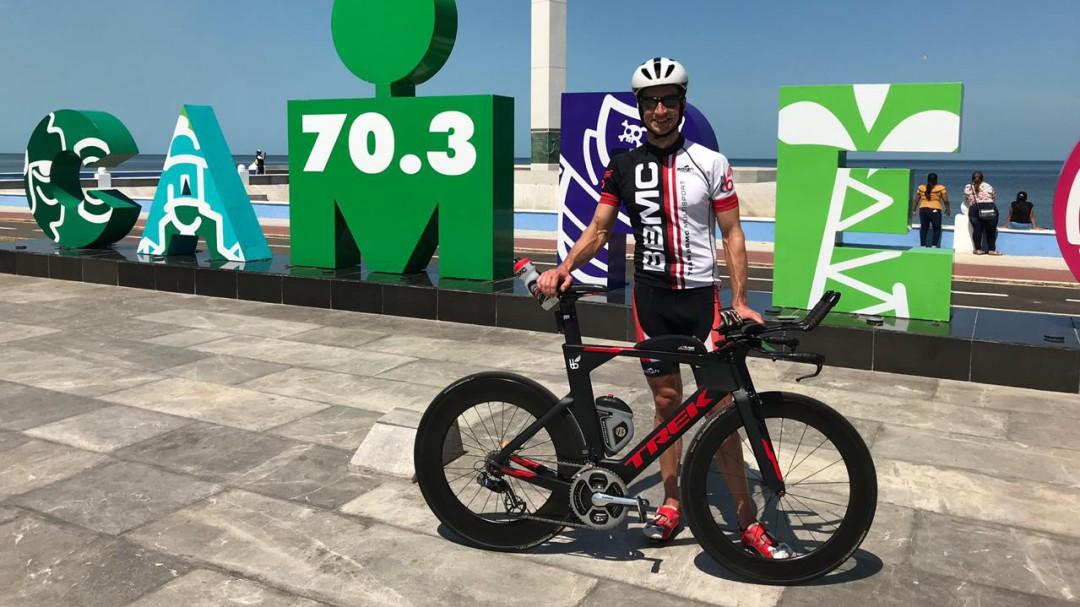 Todo listo para el Ironman 70.3 de Campeche