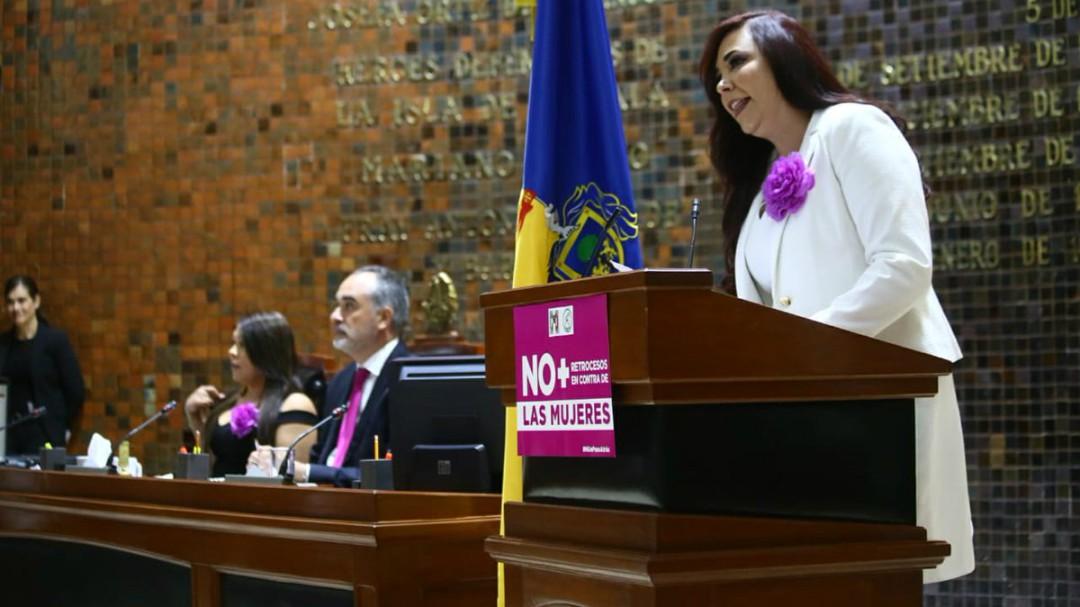 Sofía García celebra la elección de la nueva titular de CONAVIM