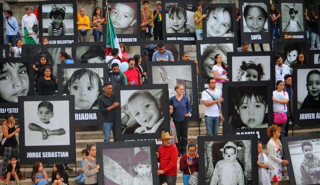 Guardería ABC, perdón: IMSS dará disculpa pública por tragedia de la Guardería ABC