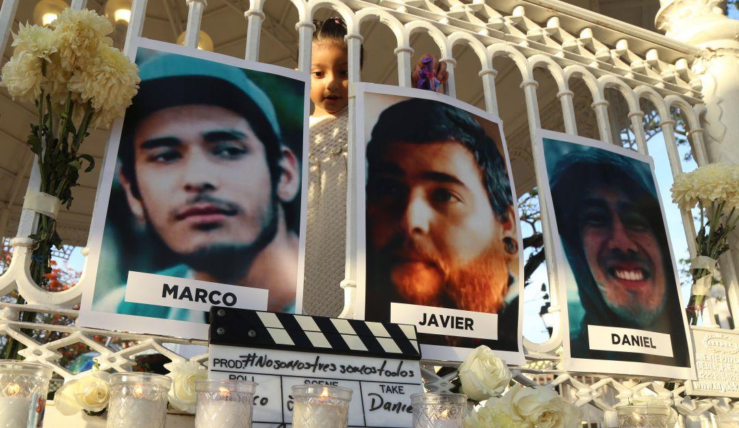 Marchan por estudiantes de cine desaparecidos en Guadalajara