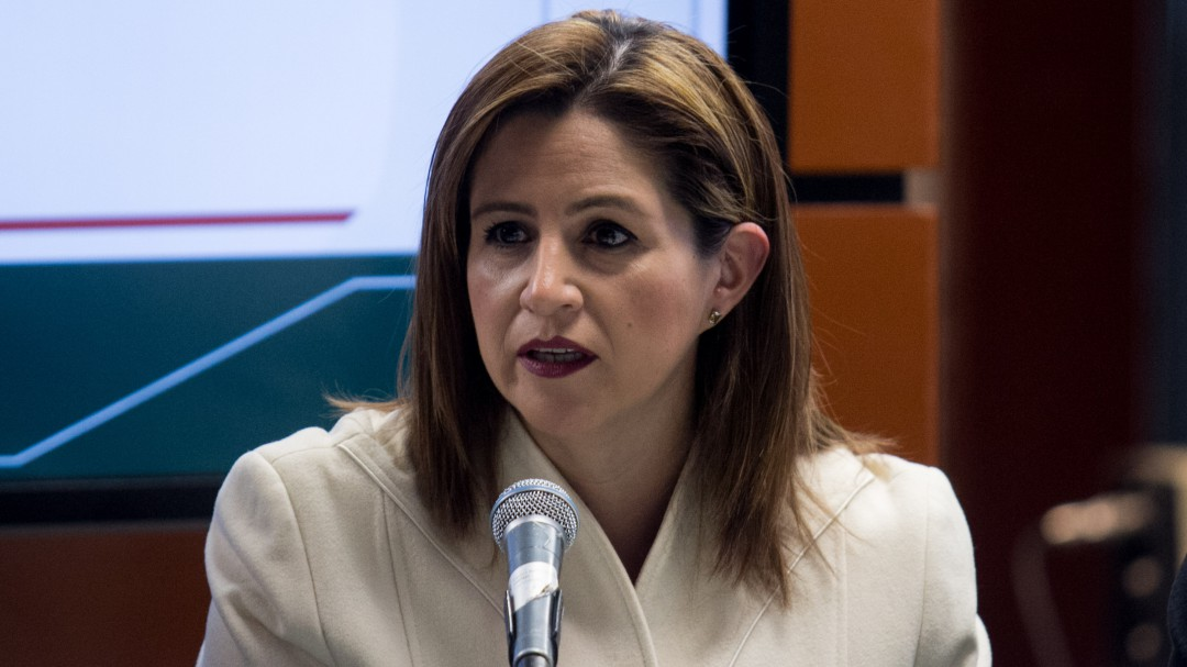 La CNTE busca privilegios: Martha Tagle