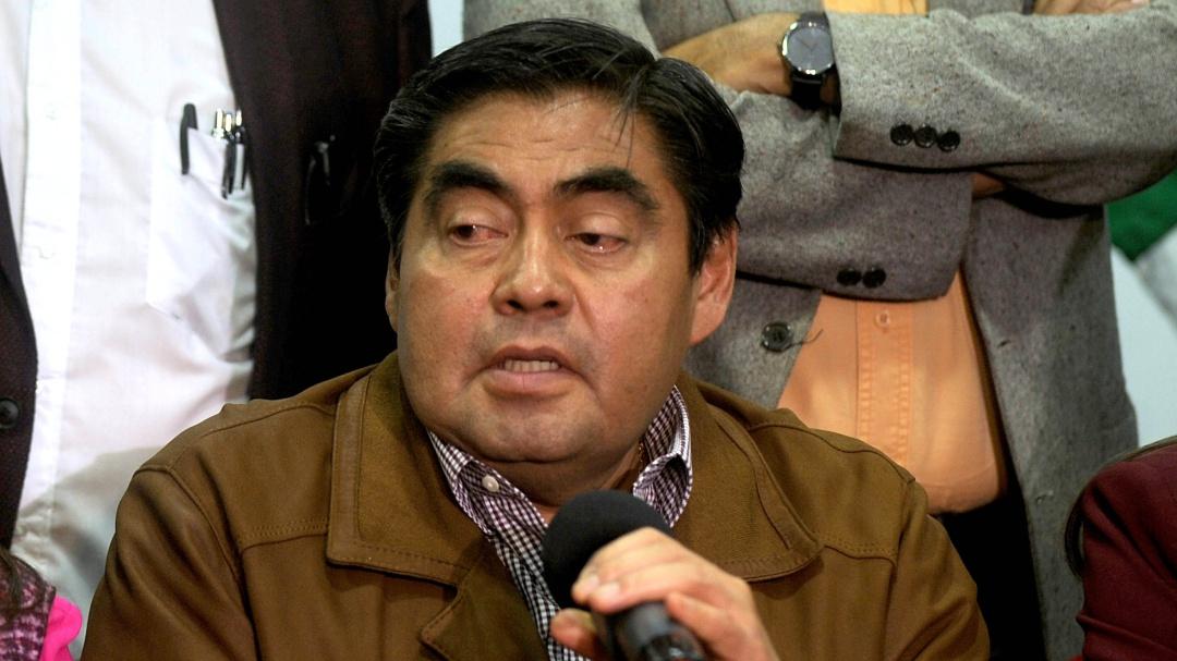 Morena y yo tenemos buenos números, ganaremos Puebla: Miguel Barbosa