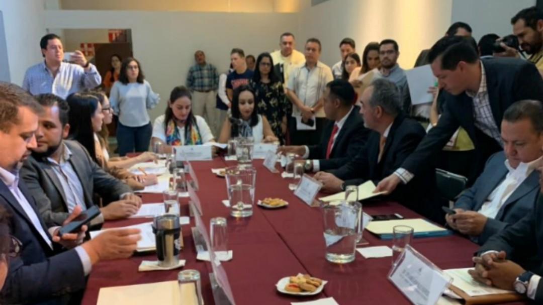 Aprueban en comisiones las figuras de Gobierno Abierto y Congreso Abierto
