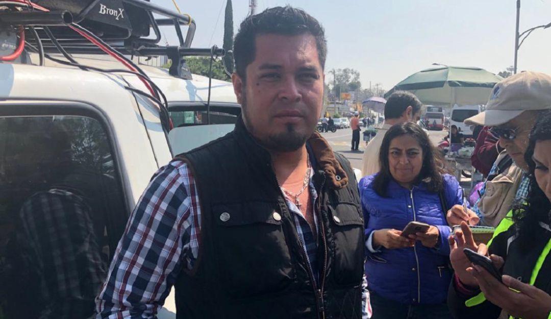CNTE levanta plantón y esta tarde desbloquea accesos de Cámara de Diputados