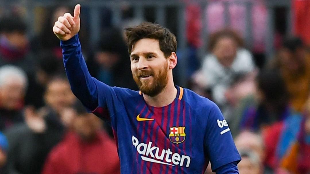 Los mejores futbolistas, ¿Sin Maradona? Así celebraron el regreso de Messi