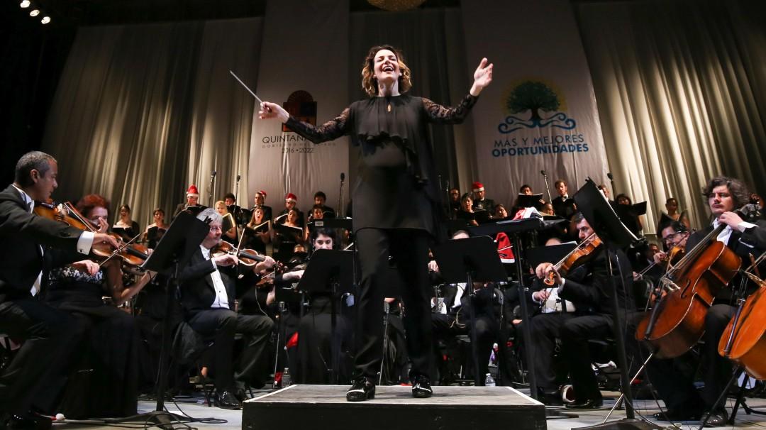 """""""Sinfonía inconclusa"""", de Schubert, fue completada: Alondra de la Parra"""