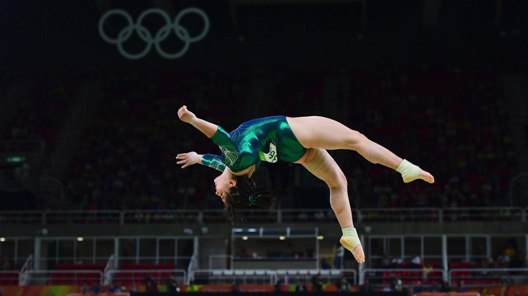 Alexa Moreno va por su segunda medalla del año
