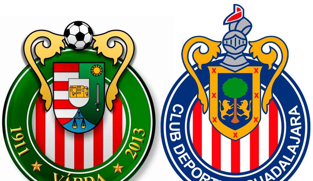 Kisvarda Plagio Logo Equipo Chivas Este Equipo Plagió El Escudo