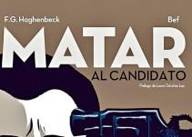 Bef, el novelista gráfico que recrea el atentado al candidato Colosio