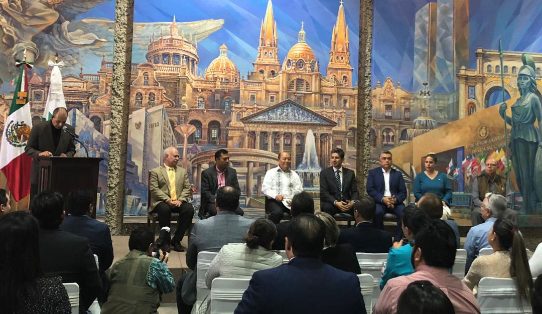 Jalisco entre las cinco entidades más desarrolladas del país: Enrique Ku