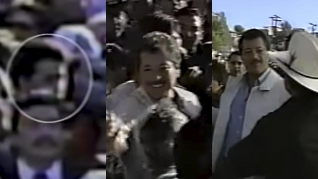 Difunden videos jamás vistos de Colosio en el día del atentado y en campaña