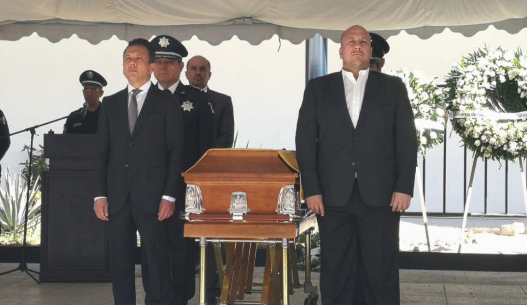 Dan último adiós a Luis Abrahan