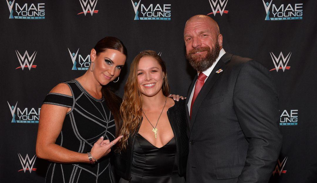 Ronda Rousey encabezará Wrestlemania.