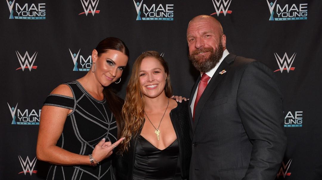 Ronda Rousey encabezará el cartel de WrestleMania 35