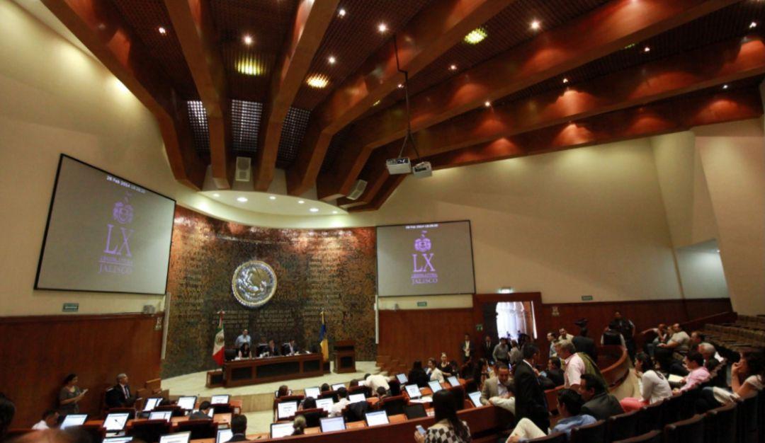 Congreso de Jalisco tendrá canal de TV