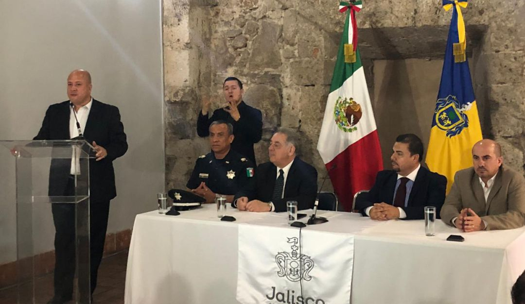 Enrique Alfaro dará apoyo a damnificados del 22 de abril