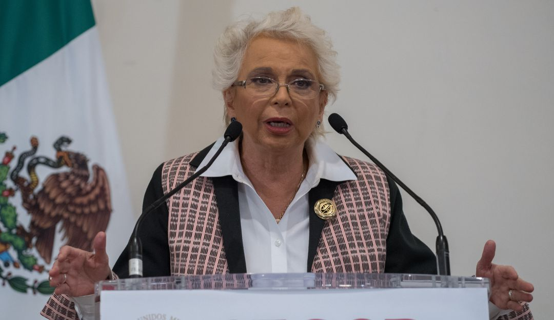 Sánchez Cordero viaja a EU para reunirse con Kirstjen Nielsen