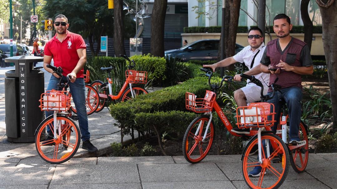 Publican lineamientos para motopatines y bicicletas en la CDMX