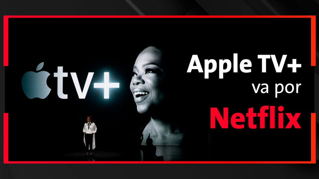 Apple TV Plus: nuevo servicio de streaming para competir contra Netflix