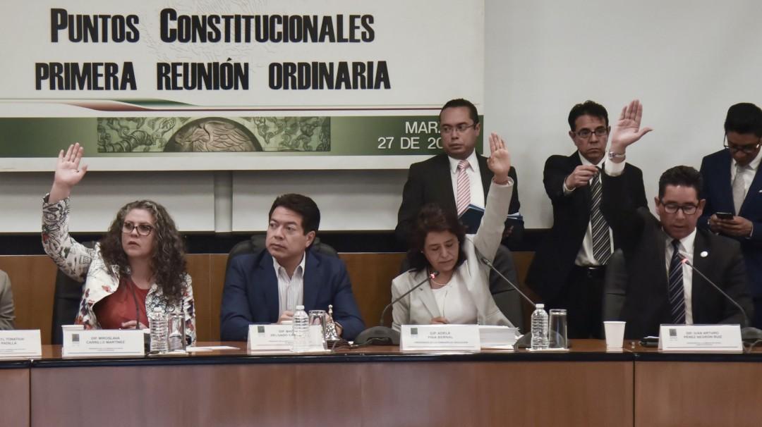 La Reforma Educativa no va mañana al pleno: Adela Piña