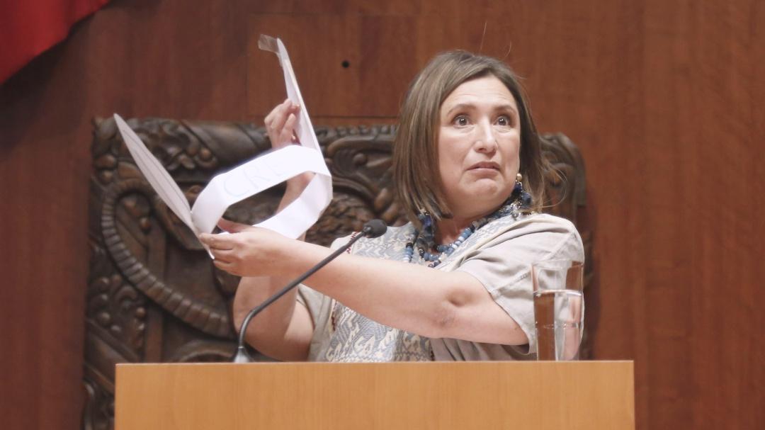 Las ternas de la CRE que envió AMLO son una tomada de pelo: Xóchitl Gálvez