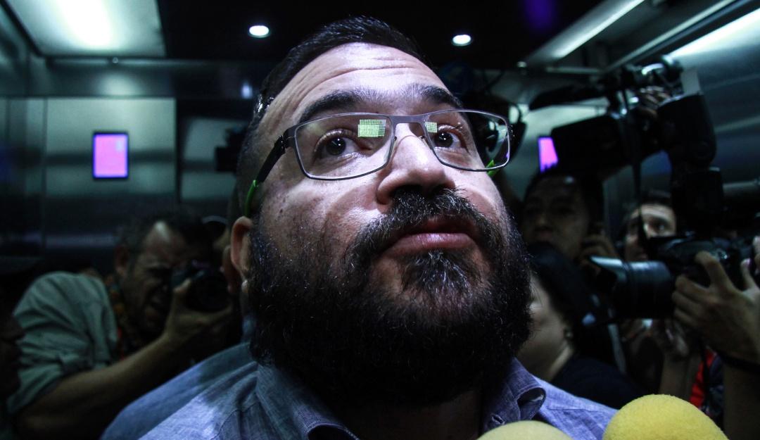 Rechazan amparar a Javier Duarte por el delito de peculado