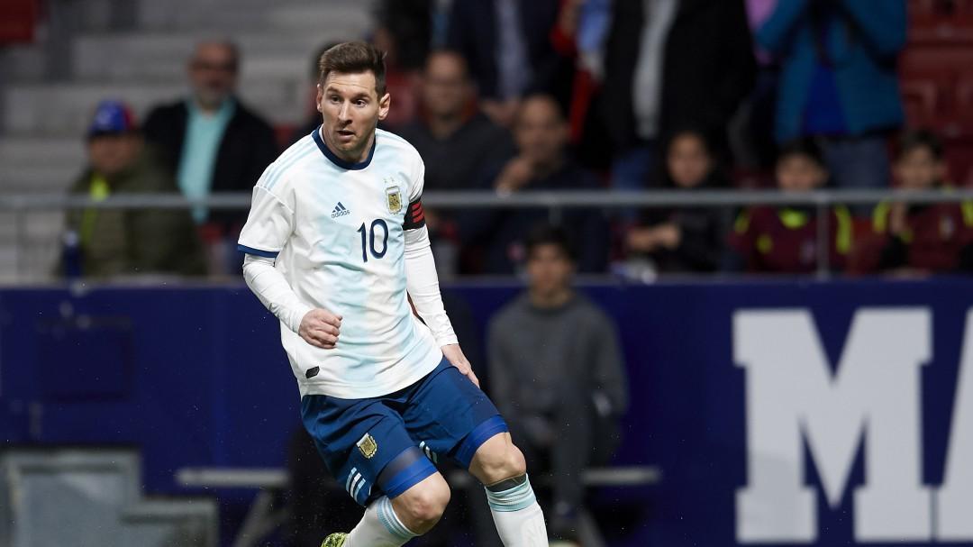 Messi tiene platicas reveladoras con su hijo