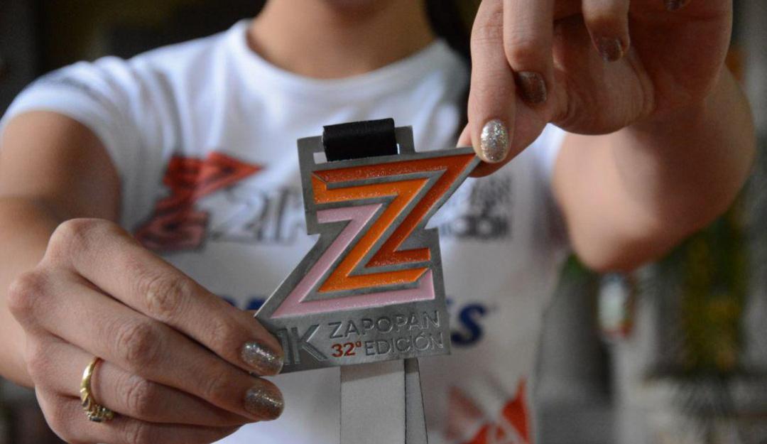 Todo listo para el Medio Maratón de Zapopan