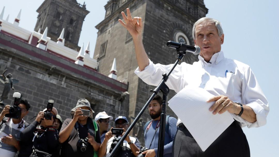 La FEPADE debe vigilar las campañas en Puebla: Enrique Cárdenas