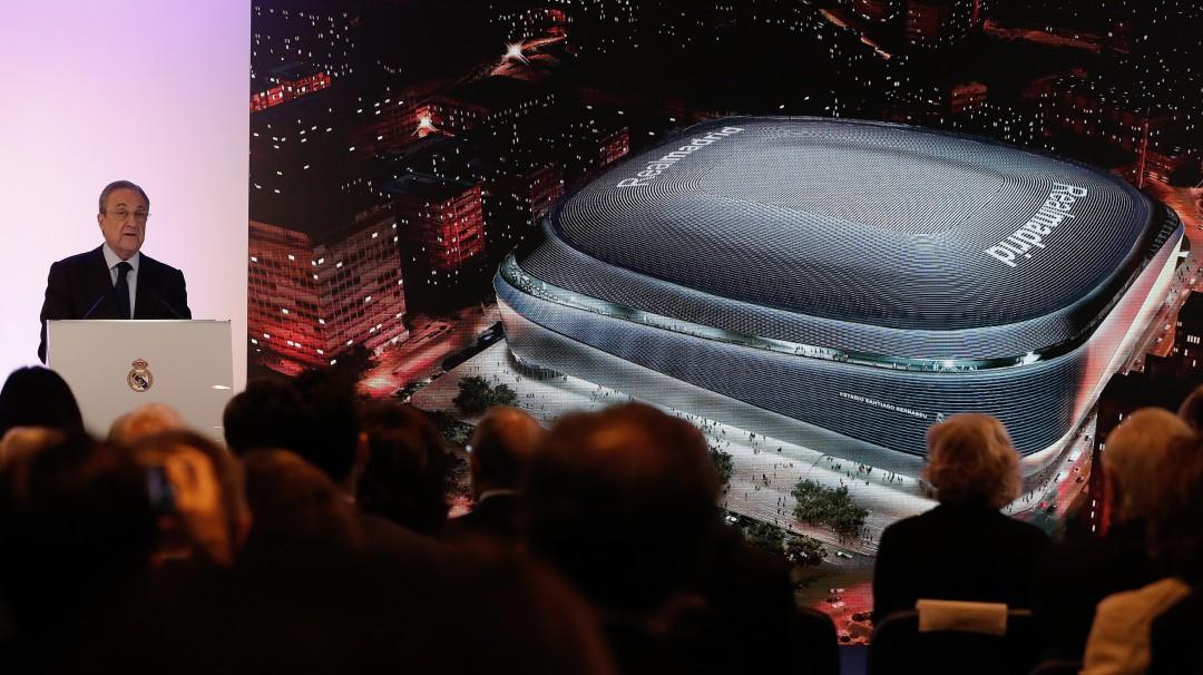 Conoce el nuevo Estadio del Real Madrid