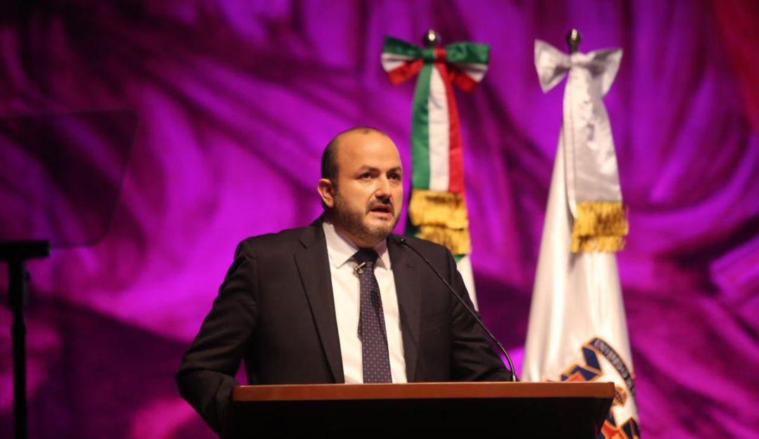 """En la UdeG """"habrá cero tolerancia para el acoso"""": Ricardo Villanueva"""