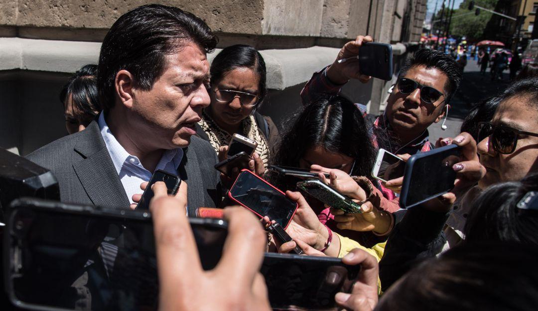 Mario Delgado:No hay fecha para discutir Reforma Educativa